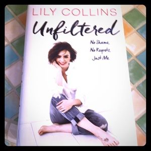 Lily Collins autobiography